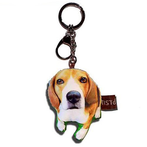 Sansukjai Key ring Key chain Beagle Fabric Dog lover High 10 - Tiffany Store Locator Usa