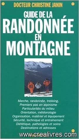 Téléchargements ebook gratuits pour tablette Guide de la randonnée en montagne PDF by Philippe Bardiau 2226092854