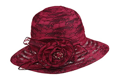 maxi dress and fedora hat - 2