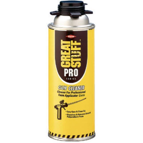 GREAT STUFF PRO Dispensing Gun Cleaner, 12oz (Great Stuff Pro 14 Foam Dispensing Gun)