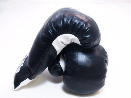 Red Corner VS Black Corner - 14oz boxing Gloves Set