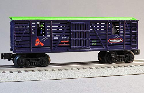 LIONEL Halloween Spirits & Spells Transport CAR #84712