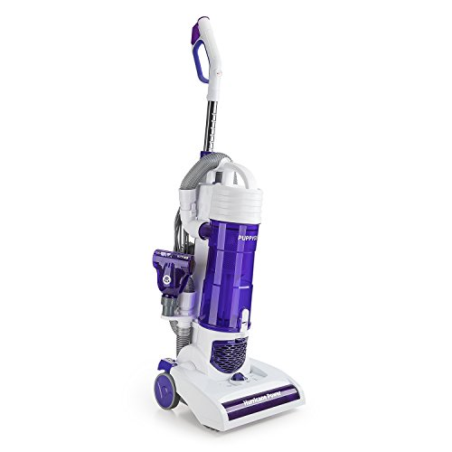 PUPPYOO Upright Vacuum Cleaner Bagless Ligthweight Corded Carpet WoodFloor Pet Hair Vacuums, Household Vacuum Cleaner S7