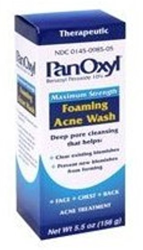 Galleon - PanOxyl Acne Foaming Wash - 10% Benzoyl Peroxide