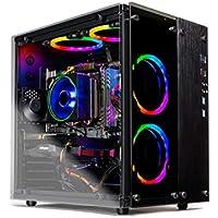 Deals on SkyTech Legacy II Desktop w/AMD Ryzen 7, 16GB RAM, 1TB SSD