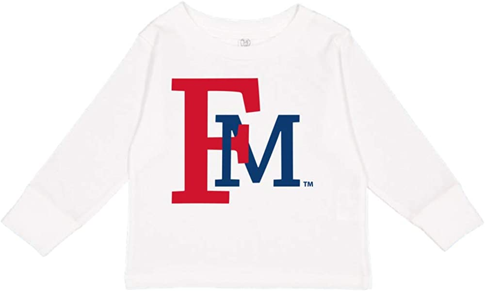 NCAA Francis Marion Patriots PPFMU04 Toddler Long-Sleeve T-Shirt