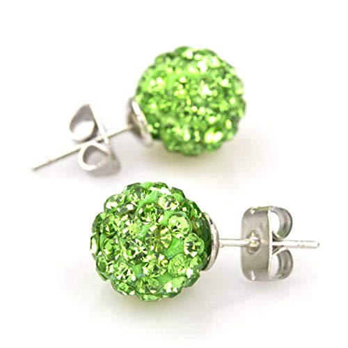 Earrings Brincos Earing Online Shopping India Aros Pendientes Mujer for Women Brinco Perlas Crystal Stud (Sale Online Shopping India)