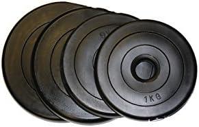 1,25kg-15kg POWER-EXTREME gef/üllte Plastikscheiben mit Griffen 31mm