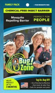 ENERGETIC BugZone Mosquito Repelling Barrier - Family Pack