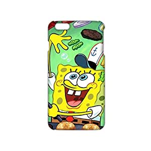 Angl 3D Case Cover Spomgerbob Phone Case for iPhone6