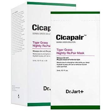Dr.Jart Cicapair Tiger Grass Nightly Re.Pair Mask