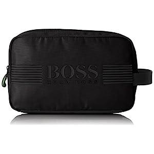 BOSS Pixel_washbag, Men's Bag Organiser, Black (Black 001), 9×15.5×25 cm (B x H T)