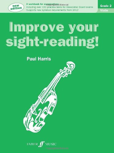 Grade 2 Violin - Violin Grade 2: Violin Solo (Improve Your Sight-Reading!)