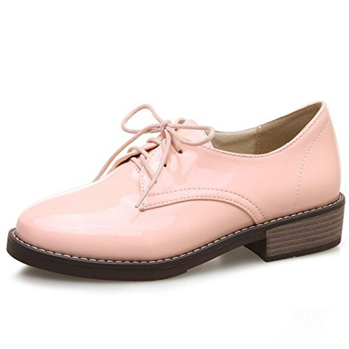 Lace Zanpa Pumps Pink Donna Up awq0R