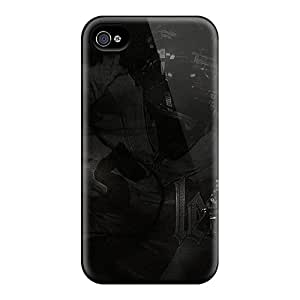 Quality Anne Marie Harrison Case Cover With Baltimore Ravens Nice Appearance Compatible With Iphone 4/4s