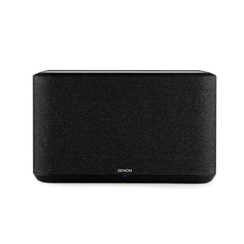 Denon Home 350 Wireless Speaker (2020 Model)   HEOS Built-in, AirPlay 2, and Bluetooth   Alexa Compatible   Stunning Design   Black