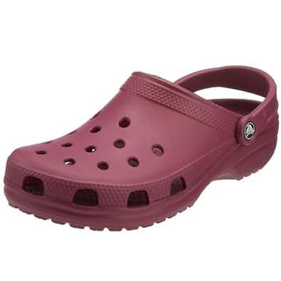 Crocs Classic (Formerly Cayman) Unisex Footwear, Size: 6 D(M) US Mens / 8 B(M) US Womens, Color: Plum