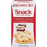 Bumble Bee Chicken Salad with Crackers (9 of the 3.5 oz)