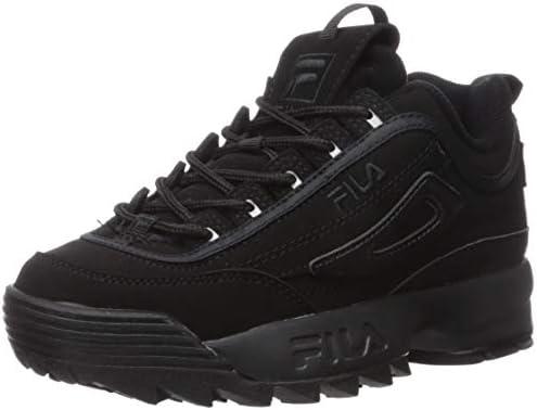 Fila Boys' Disruptor Ii Sneaker 5 M US