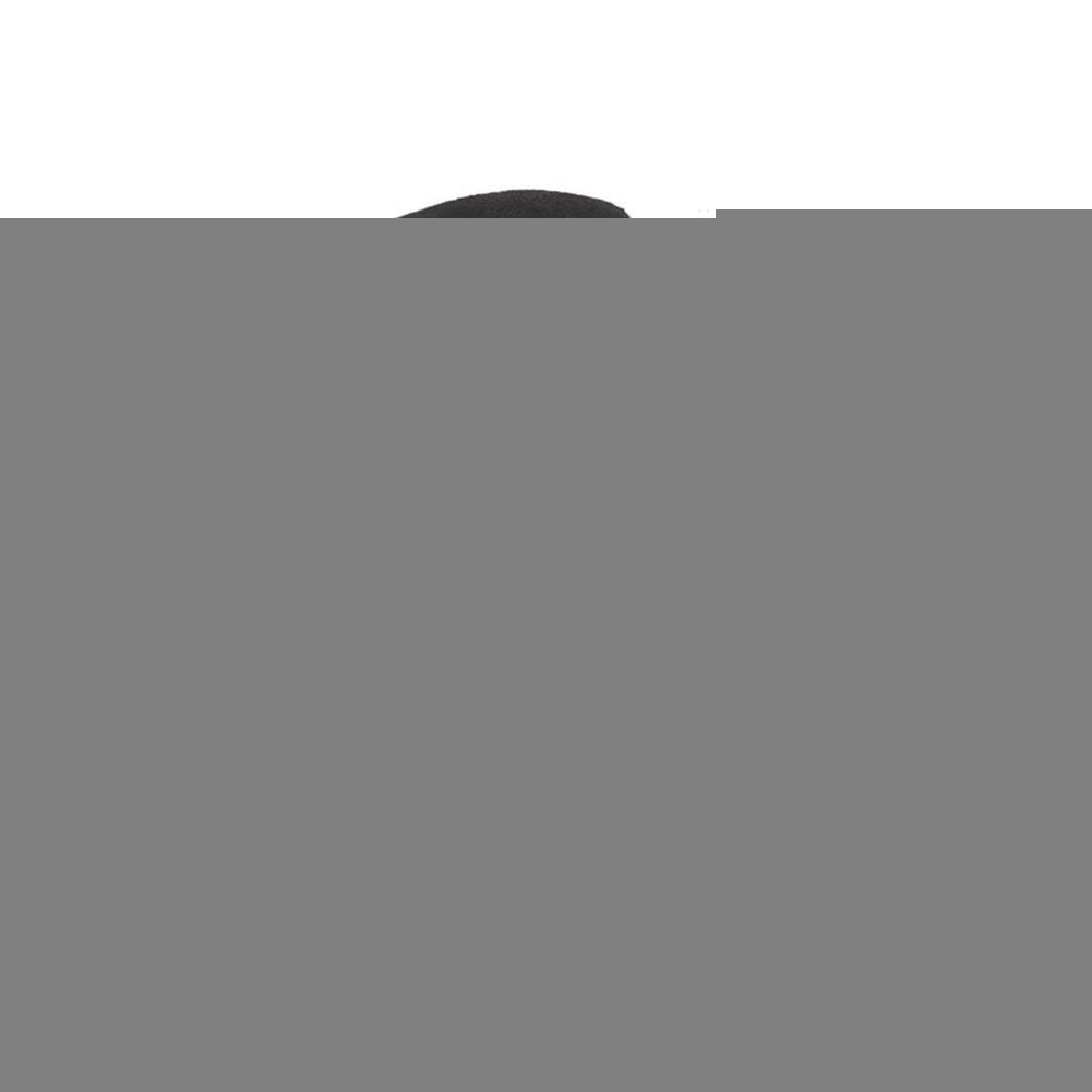 Aimint ERR00248, Damen Durchgängies Plateau Sandalen mit Keilabsatz, Schwarz Schwarz Schwarz - Schwarz - Größe  36 f82046