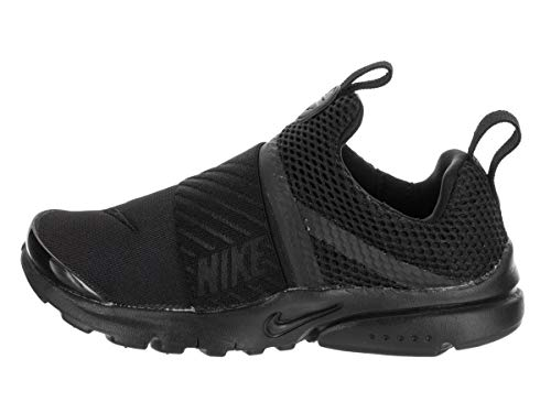 Nike Presto Extreme (PS) Little Kids Shoes Black/Black 870023-001 (2 M US) by Nike (Image #2)