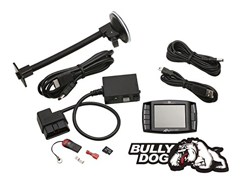 1. Bully Dog 40420 GT Platinum Tuner for Diesel Applications