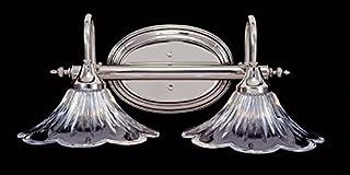 product image for Framburg 8732 PS 2-Light Geneva Sconce, Polished Silver