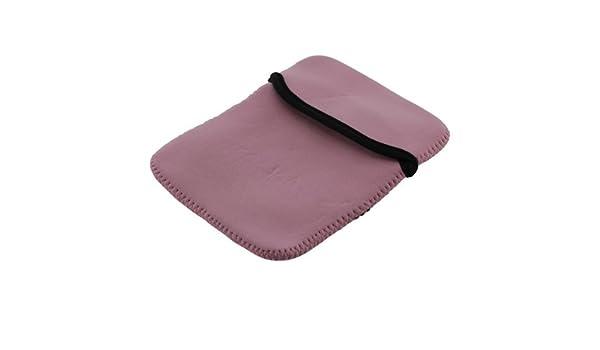 OTB Funda de neopreno para Tablets de hasta 15,24 cm rosa: Amazon ...