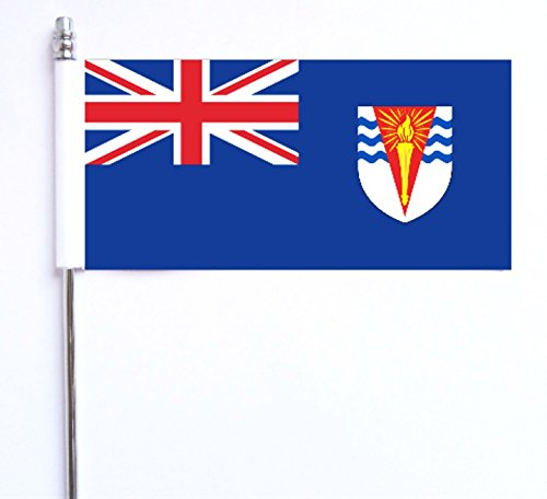 British Antarctic Territory Government Ensign Ultimate Table Desk Flag