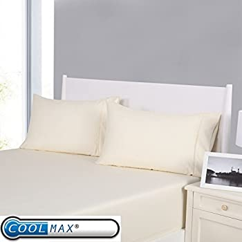 Amazon Com Coolmax Amp Cotton Cooling Pillow Case