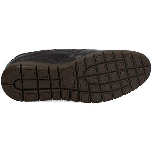 DLIRO Hombre Marrón 6102 Zapatos Fuertes Zapato MOCASÍN Piel rzxrqwAUI