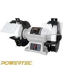Power Bench Grinders Amazon Com Power Amp Hand Tools