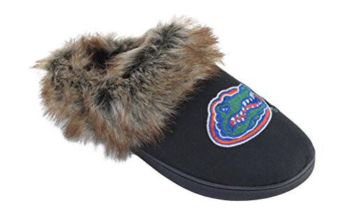 - College Edition Women's University of Florida Gators Scuff Slippers House Shoes Size Med 7/8