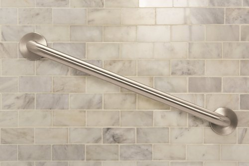 Moen R8718D3GCH 18-Inch Grab Bar, Chrome by Moen (Image #2)