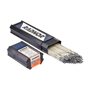 "Radnor 64001030 3/32"" E6011 6011 Carbon Steel Electrode 5# ( 1 BOX)"