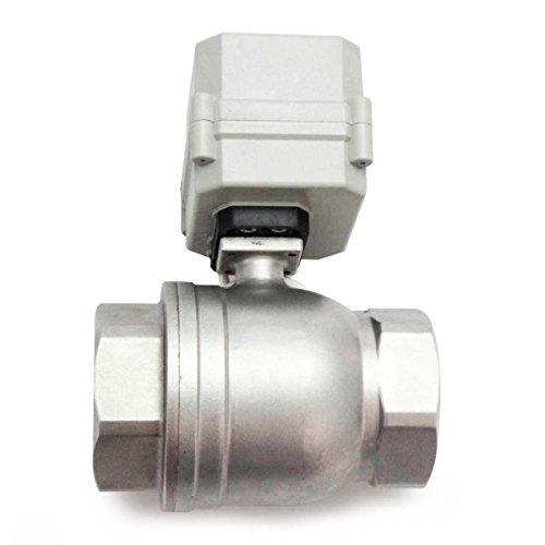 HSH-Flo Motorized Ball Valve 2