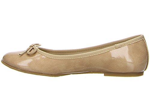 Tamaris , Ballerines pour femme beige beige