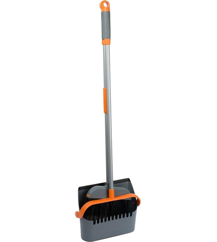 HomyDelight Broom Set - Dustpan 4 lbs 11.5'' 41'' 8.75''