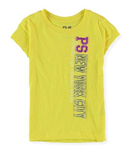 Aeropostale Girls Athl. Dept. Graphic T-Shirt 726 L