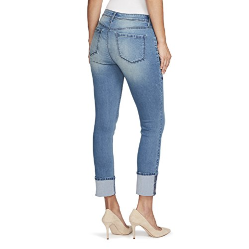Jeans Nordic Straight Leg Black Donna Daisy Jean Kate qxvHY