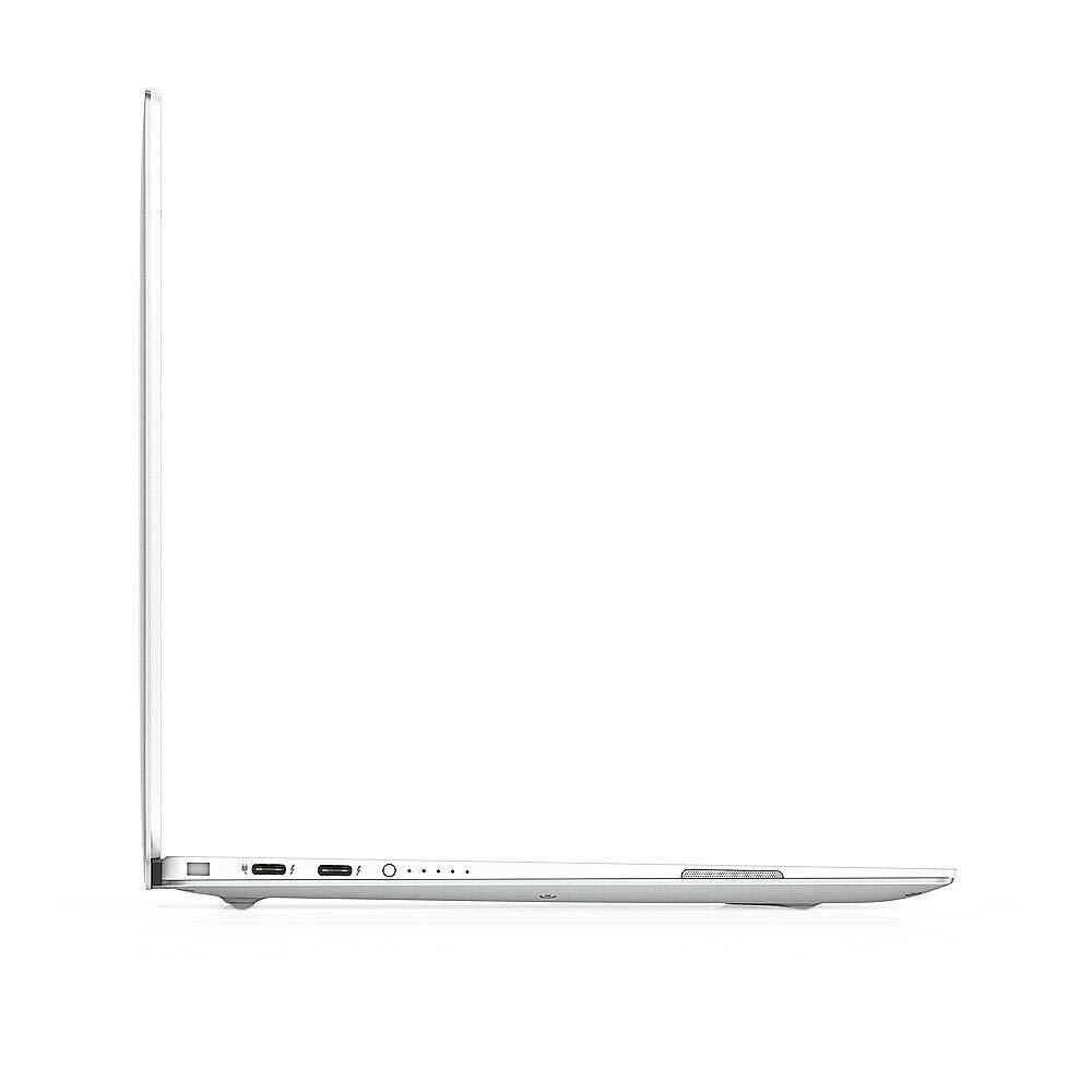 "Dell XPS 7390 Laptop, 13.3"" 4K UHD (3840x2160) Touchscreen, Intel Core 10th Gen i7-10710U, 16GB RAM, 512 GB SSD, Windows 10 Pro, Frost White, 3 Year DellPremium Support"