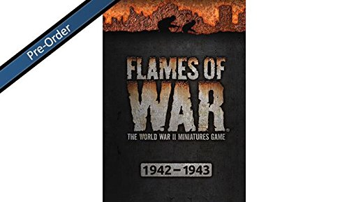 Flames of War 4th Edition Rulebook - Mid War
