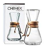 CHEMEX Pour-Over Glass Coffeemaker - Hand Blown