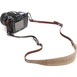 Ona The Lima Camera Strap - Field Tan