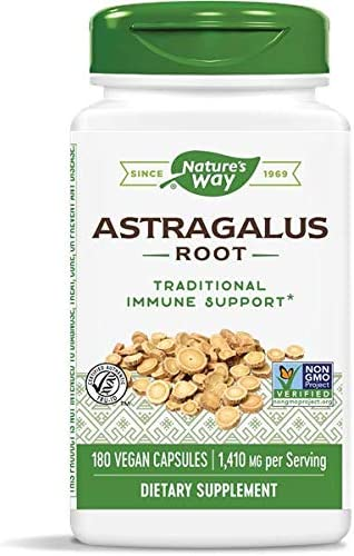 Nature's Way Astragalus Root Capsule