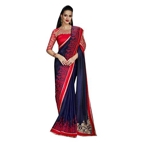 designer indiano ETHNIC 2774 saree culturale Emporium gonna tradizionale partywear raso sari etnico bollywood EMPORIUM Etnico nWrqwgrp