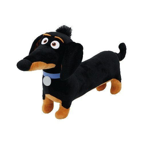 Ty Beanie Babies Secret Life of Pets Buddy The Dog Medium Plush