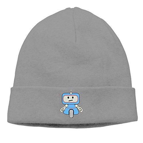 deto-menswomens-toddler-robot-patch-beanie-travellingdeepheather-caps-hats