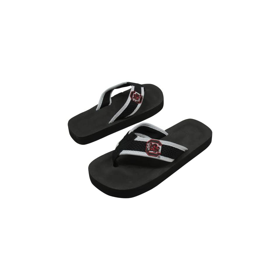 NCAA South Carolina Gamecocks Unisex Basic Flip Flops