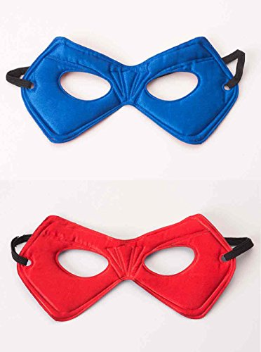 Little Adventures Power Mask Red/Blue -